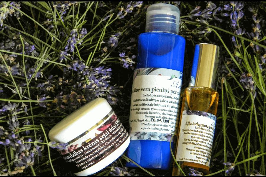 Vasaras sezonas ādas kopšanas līdzekļi / Aroma Labs