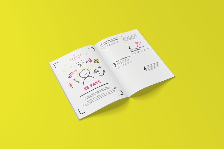 Happy Playbooks, karjeras virziena špikeris, pašizaugsmes špikeris, darba burtnīcas pieaugušajiem un jauniešiem, paškoučings