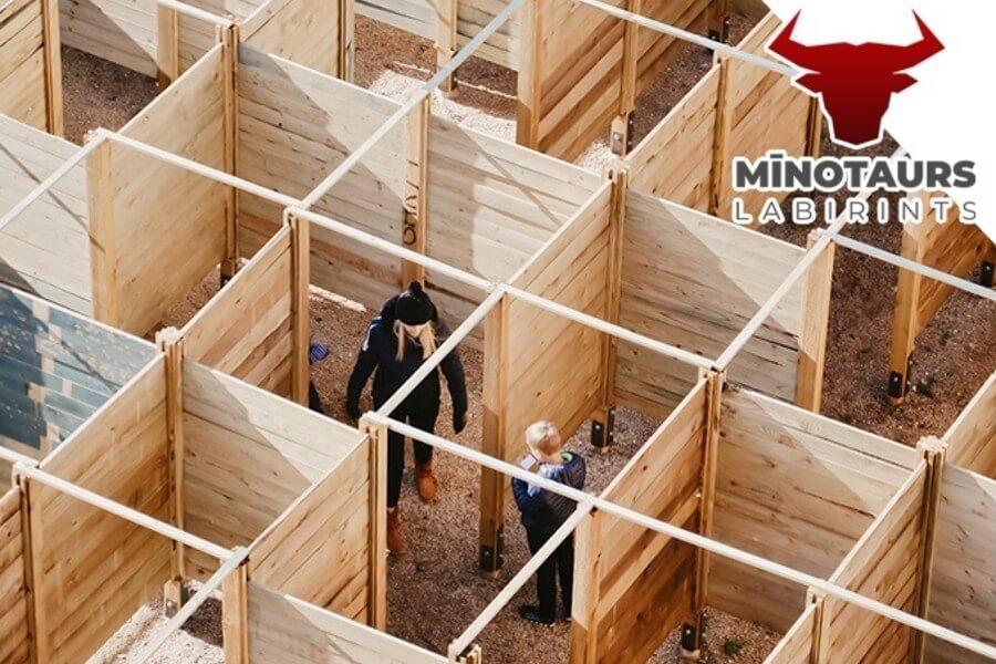 Labirints Mīnotaurs