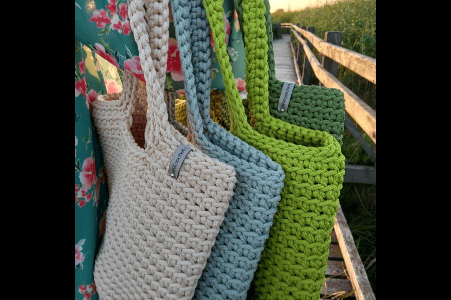 Tamborētas somas | GAK crochet