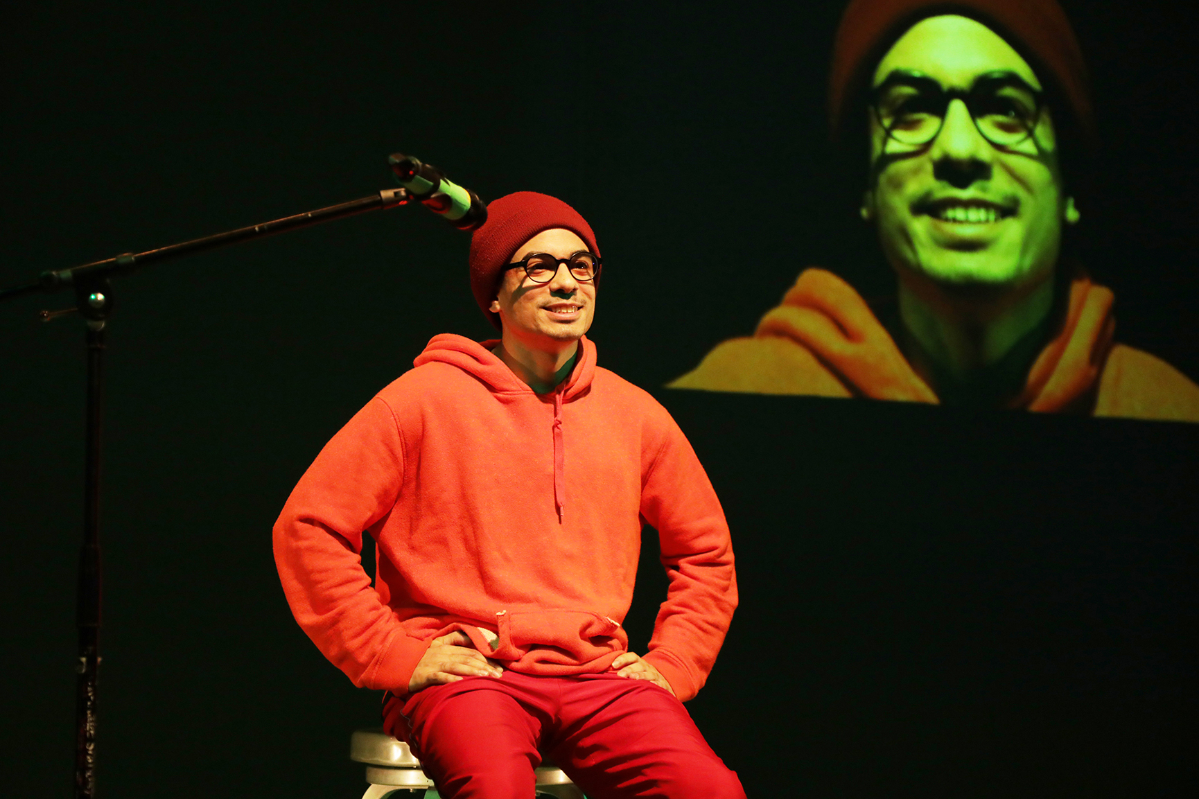 John Maria Gutierrez production photo