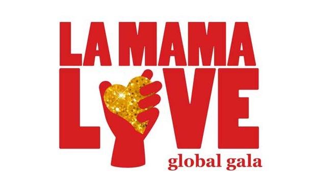 logo for La Mama Gala 2020