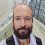 Headshot of Marcos Bulhões