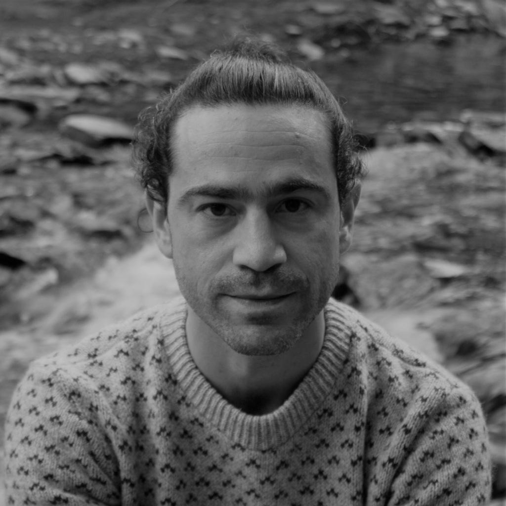 Headshot of Daniel Pinheiro