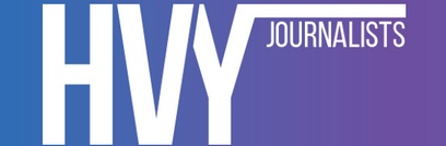 Logo for HVY Journalists