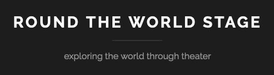 round the world stage logo