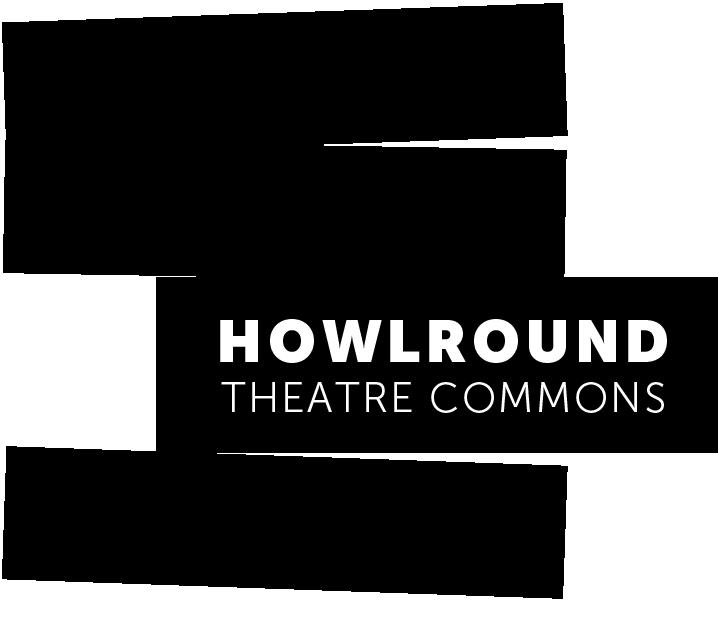 Howlround theatre commons logo