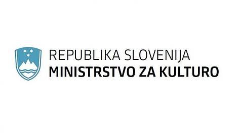 Republika Slovenija Ministrstvo Za Kulturo logo