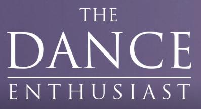 The Dance Enthusiast Logo