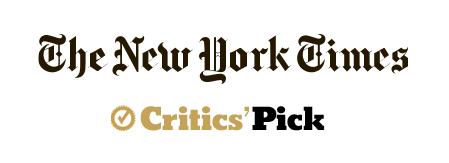 The New York Times Critics Pick logo