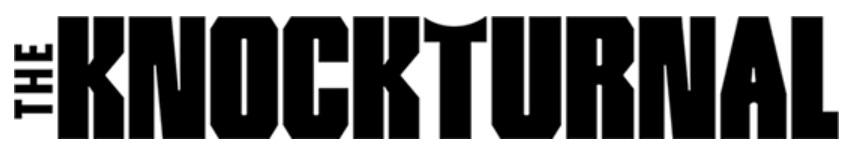 the knockturnal logo