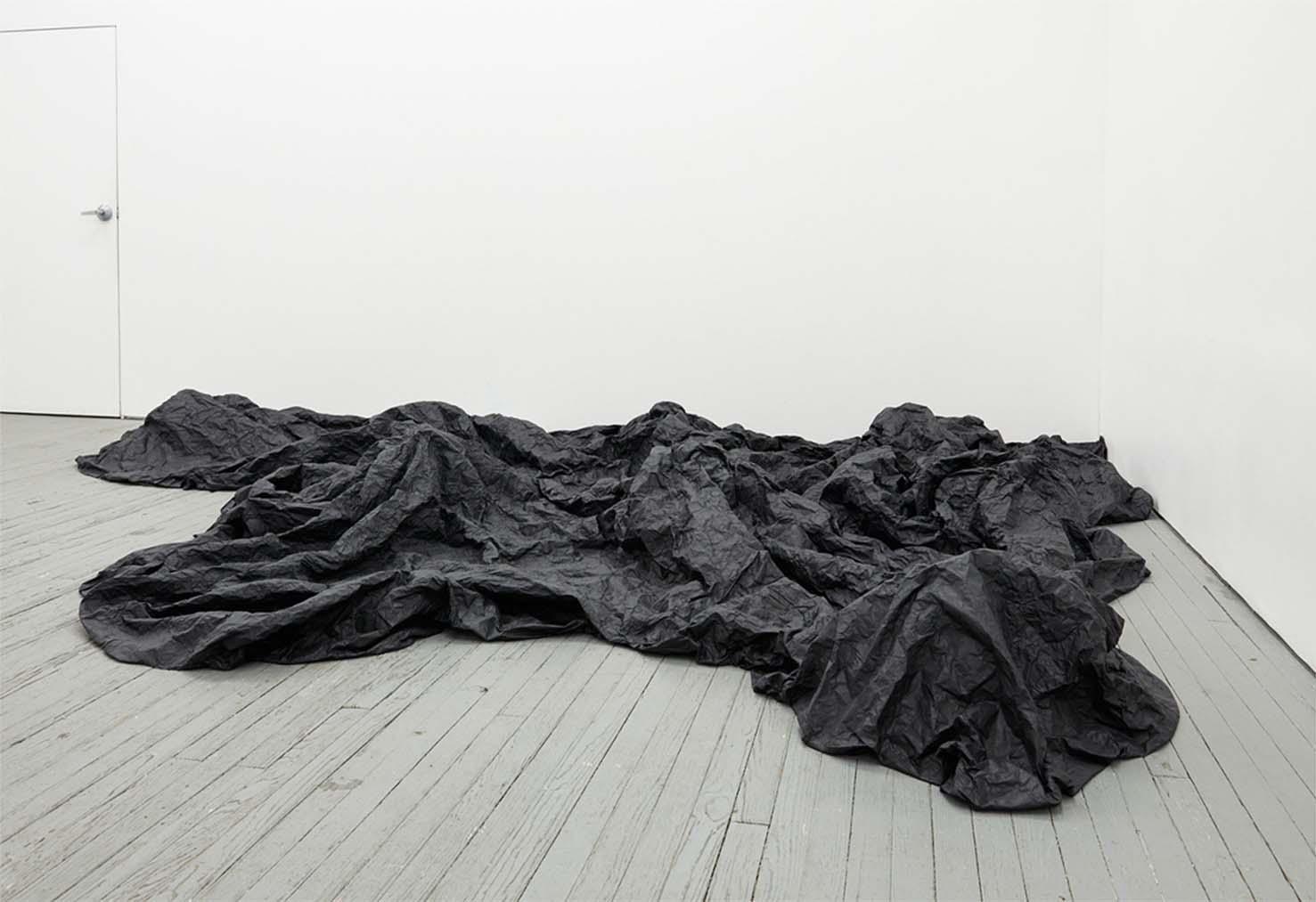 large black blanket