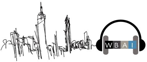 WBAI New York logo