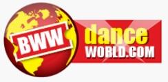 broadway world dance world logo