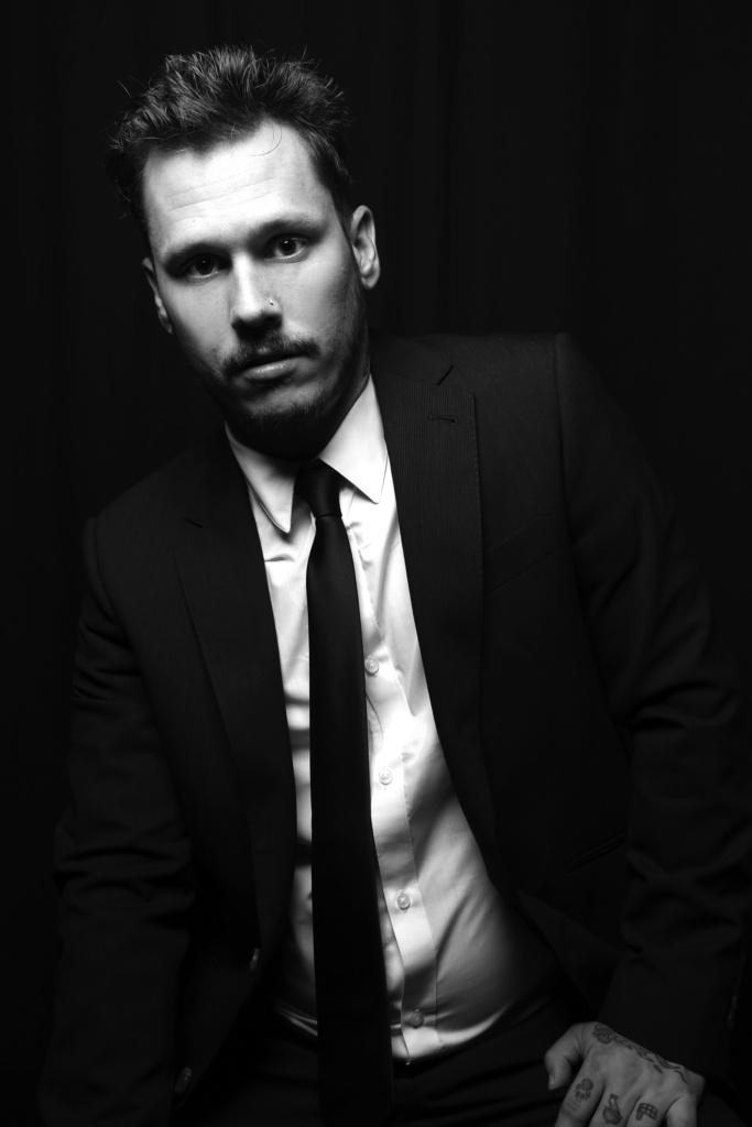 headshot of Dane Terry