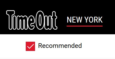Time Out New York Recommended logo