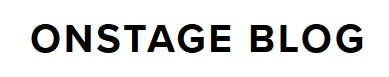 Onstage Blog logo