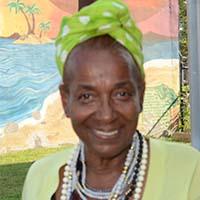 headshot of Verna Hampton