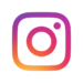 instagram logo with a link to the company logo
