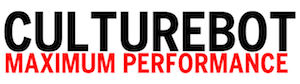 Culturebot Maximum Performance logo
