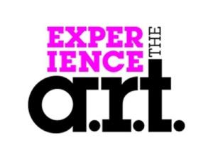 experience the art logo