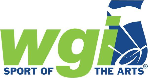 wgi sport of the arts logo