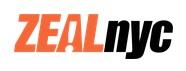 ZEAL nyc logo