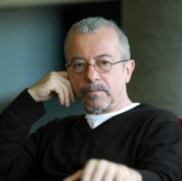 headshot of Andrei Codrescu
