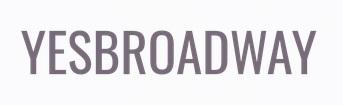 yes broadway logo