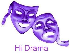 Hi Drama logo