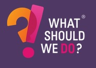 What Should We Do? Logo