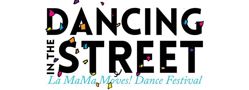 Dancing in the street logo