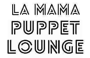 La MaMa Puppet Lounge logo