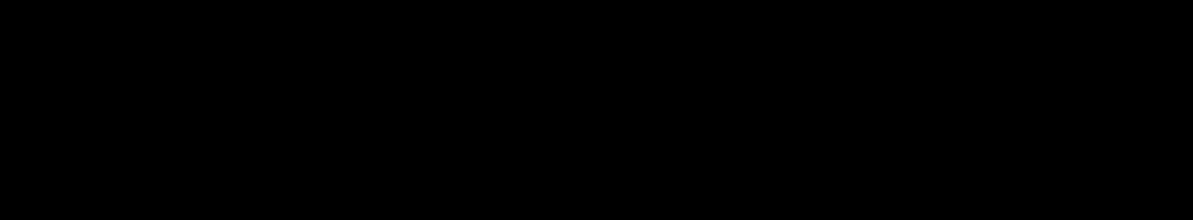 A black logo of La Mama Experimental Theater Club