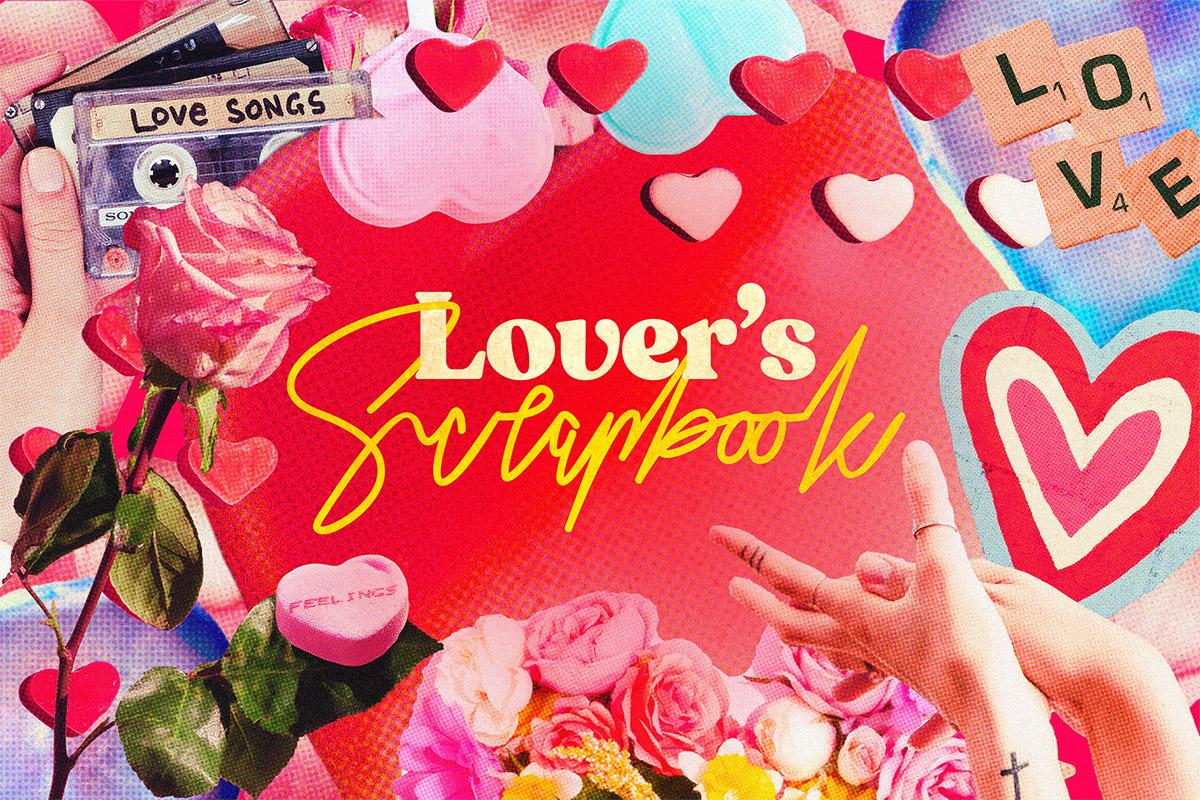 Lover's Scrapbook