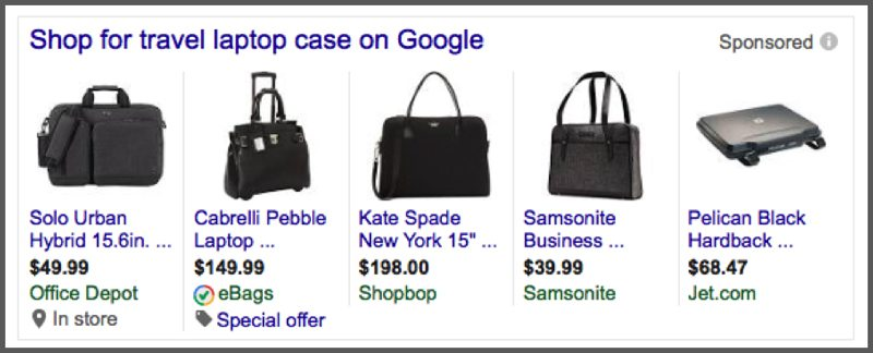 Google Shopping Ad Benefits