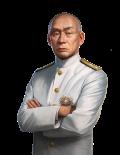 Takeo Kurita portait