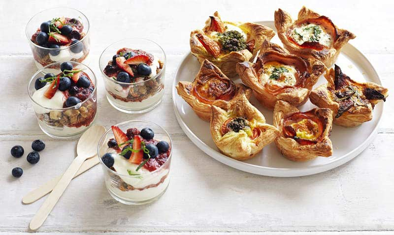 order-in office catering- corporate breakfast catering