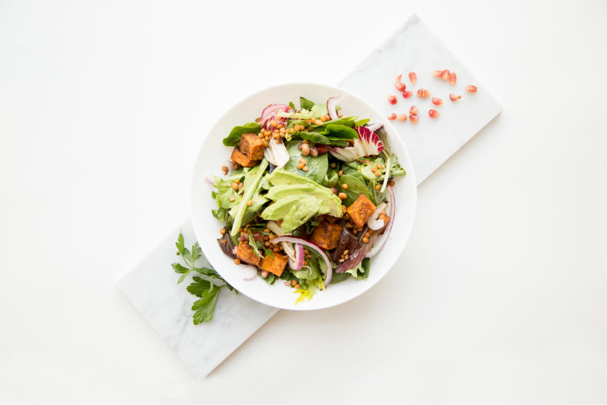 Dairy Free Catering Ideas for your Next Working Lunch