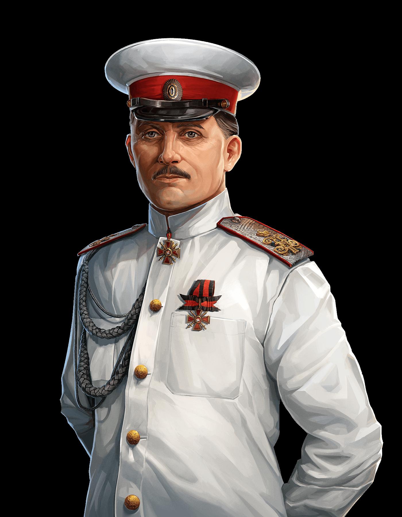 Mikhail Kedrov