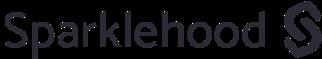 Sparklehood black logo