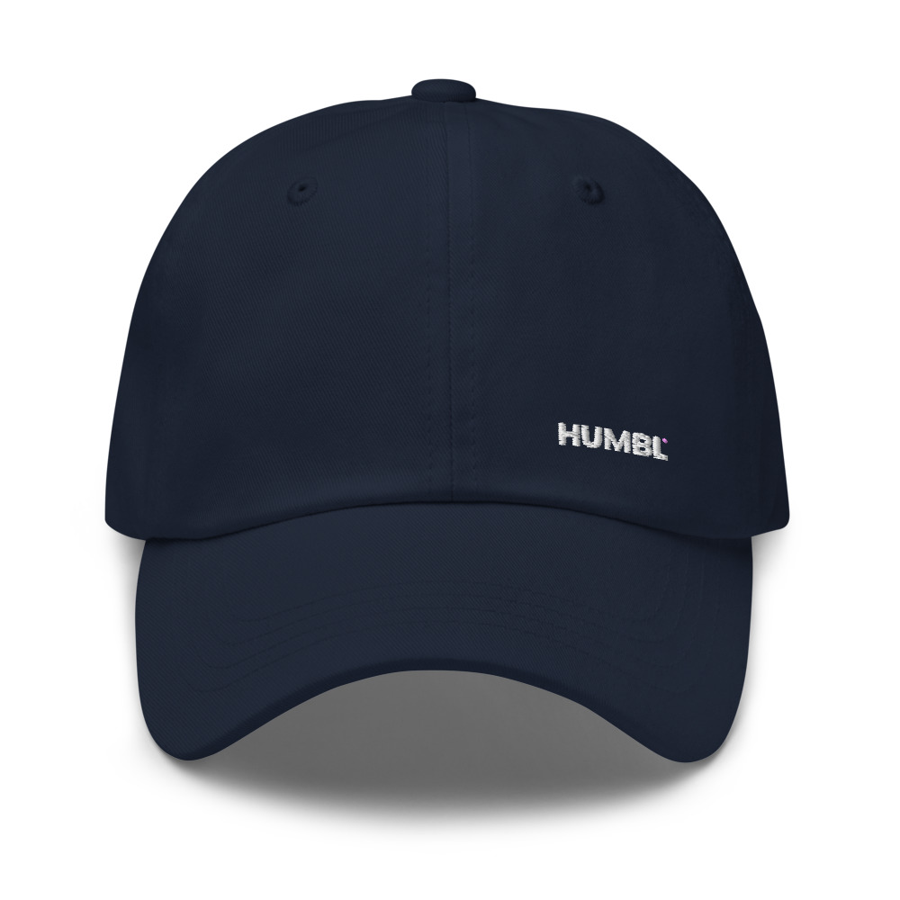 HUMBL Baseball Cap - Navy