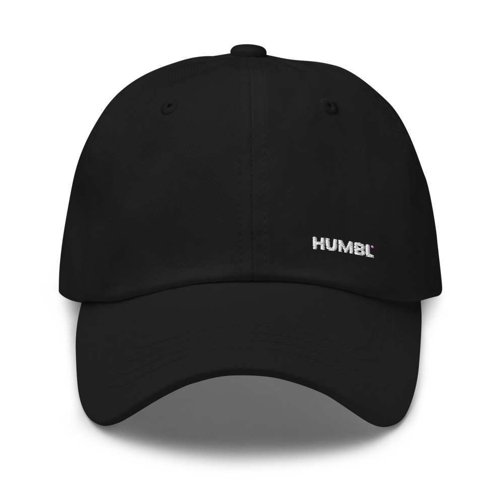 HUMBL Baseball Cap - Black