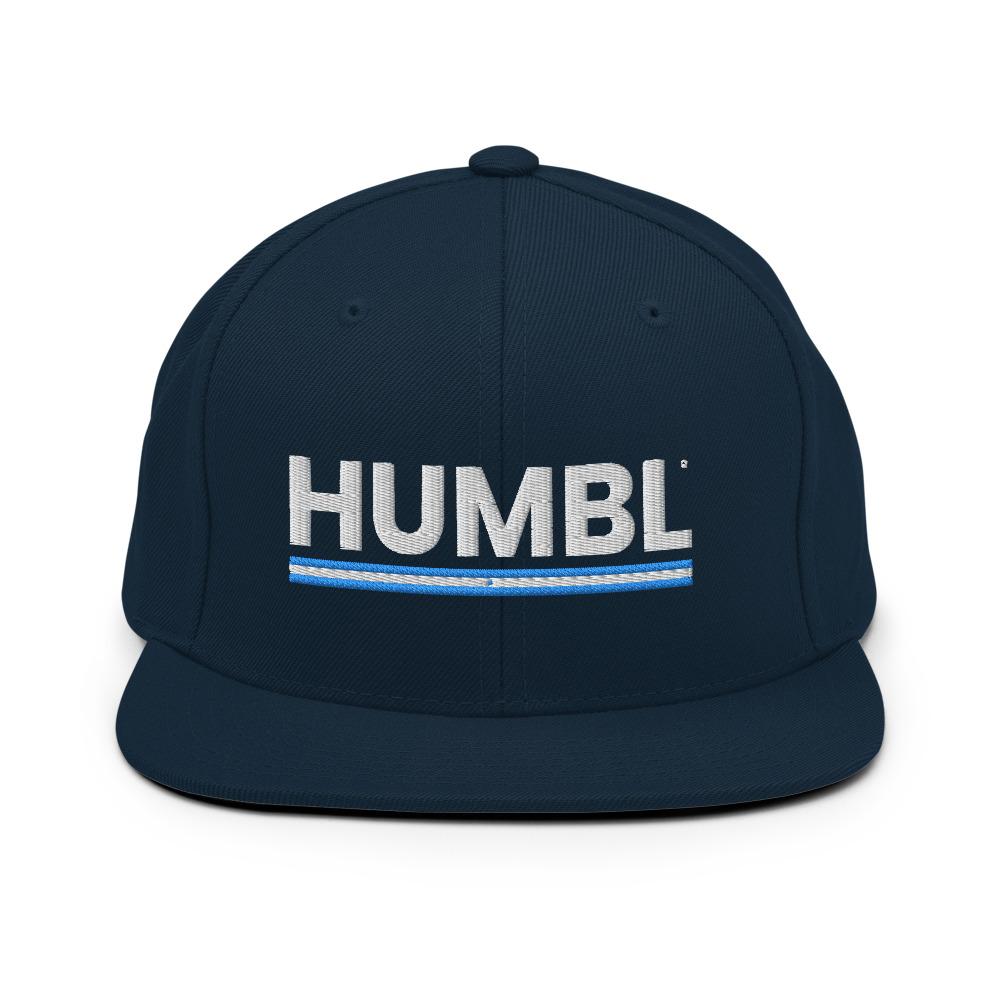 HUMBL Snapback Hat - Argentina *Limited Edition