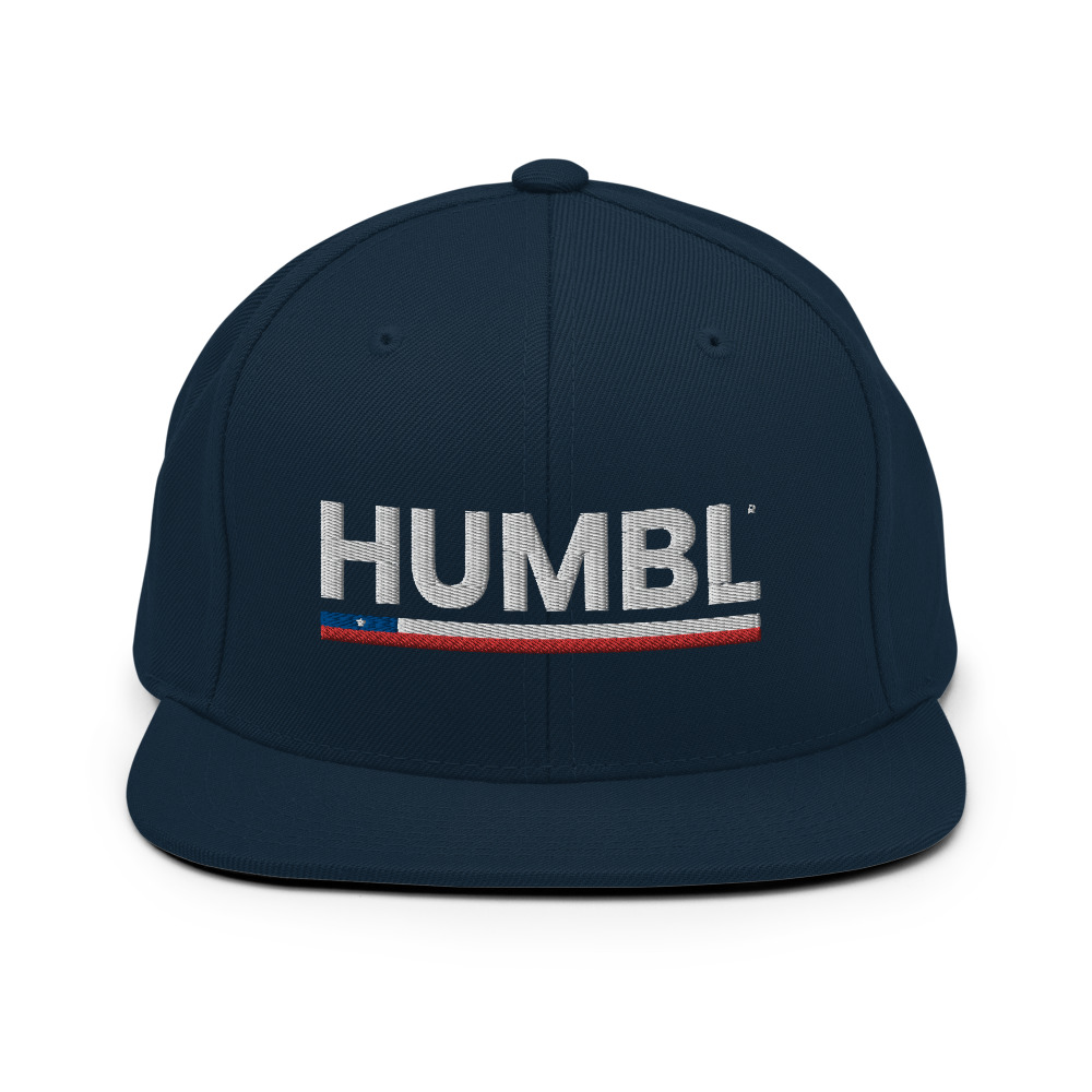HUMBL Snapback Hat - Chile *Limited Edition