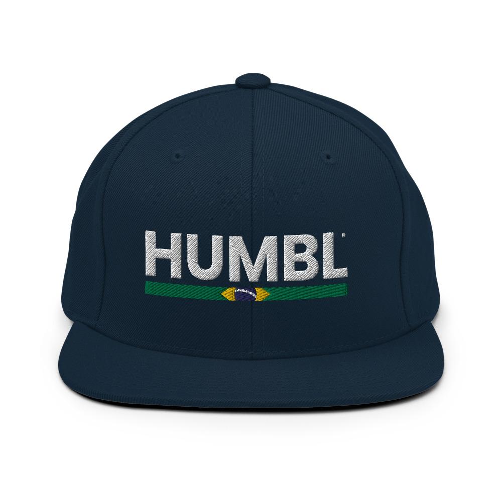 HUMBL Snapback Hat - Brazil *Limited Edition