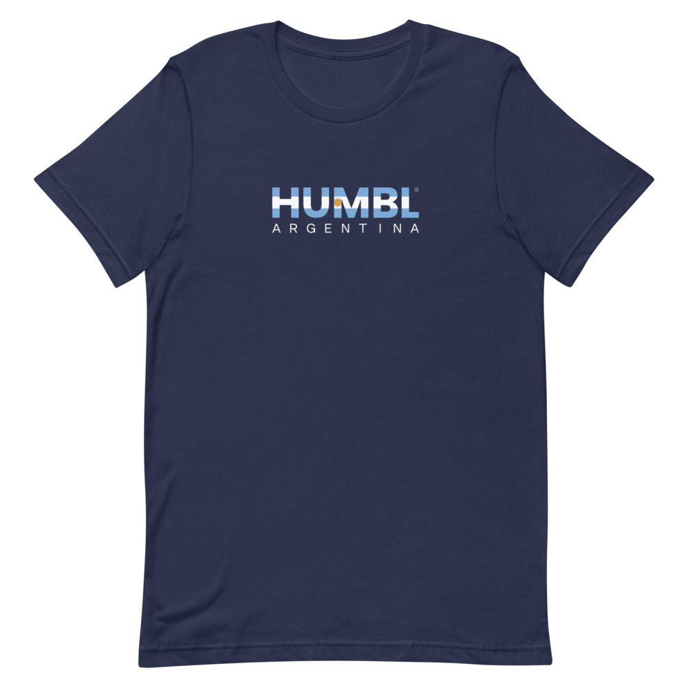HUMBL T-Shirt - Argentina *Limited Edition