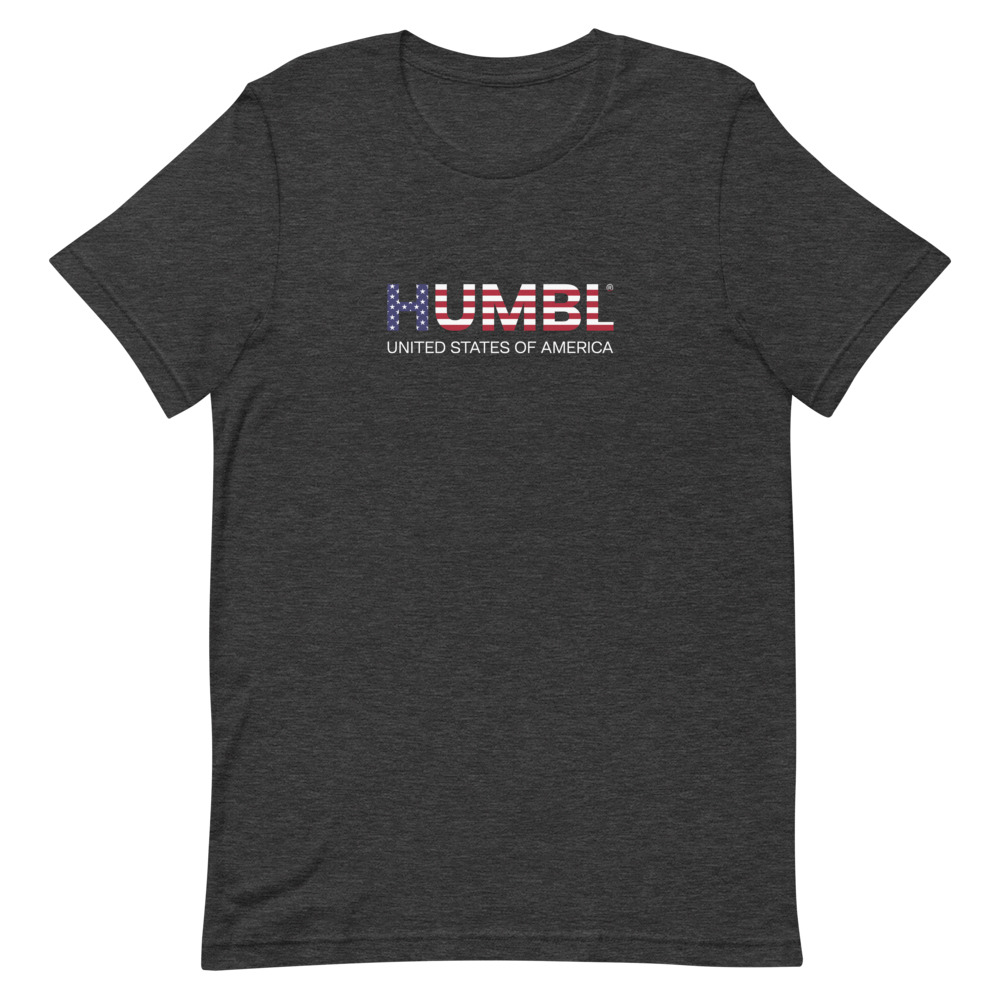 HUMBL T-Shirt - USA *Limited Edition