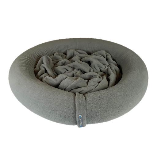 TUGGA GRAY - Ruffle Bed