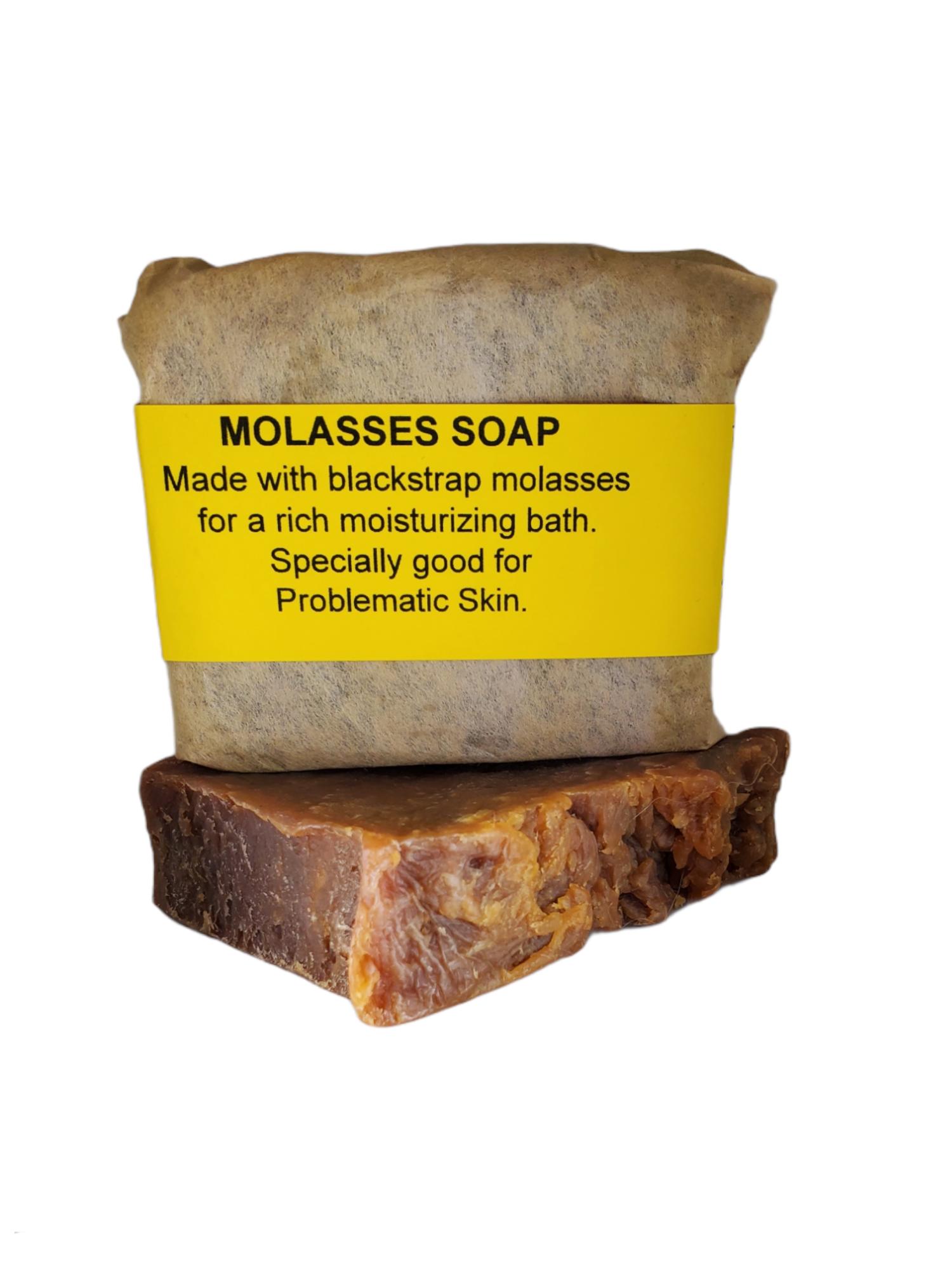 Molasses Soap